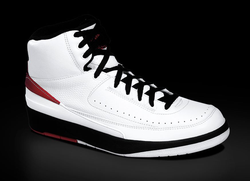 c2c07a34162f Michael Jordan Basketball Shoes  Nike Air Jordan II (2)
