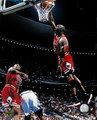 Michael Jordan - Slam Dunk Against Orlando Magic